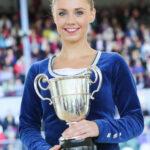 Abbie MacNeil, 2014 World Junior Champion