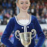 Ells Hayes – Junior World Champion 2015